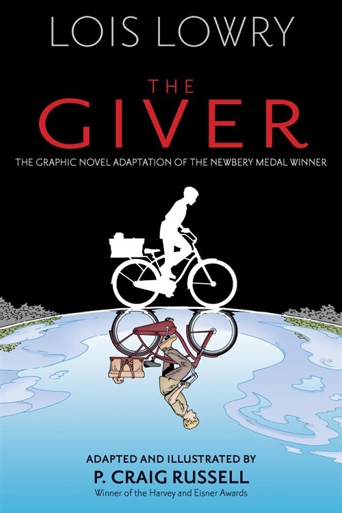 The Giver (Graphic Novel) (Hardcover)