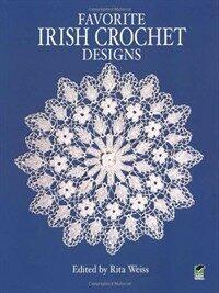Favorite Irish Crochet Designs (Paperback)