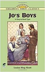 Jo's Boys: In Easy-To-Read Type (Paperback)