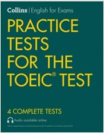 Practice Tests for the TOEIC Test (Paperback, 2 Revised edition)