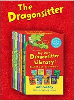 Dragonsitter Library Boxset (8 paperback, slipcase)