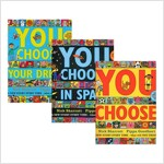 You Choose Collection SET (3 paperback)