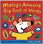 Maisy's Amazing Big Book of Words (Hardcover)