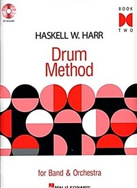 Haskell W. Harr Drum Method (Paperback, Compact Disc)