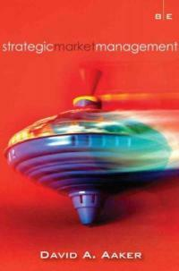 Strategic market management 8th ed
