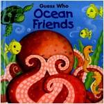 Guess Who Ocean Friends (Board Books)