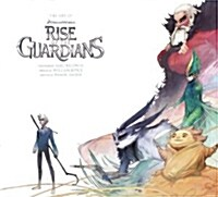[중고] Art of Rise of the Guardians (Hardcover)