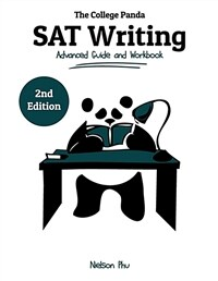 The College Panda's SAT Writing: Advanced Guide and Workbook (Paperback)