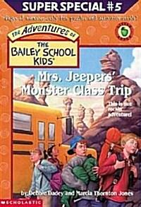 [중고] Mrs. Jeeper's Monster Class Trip (Paperback)