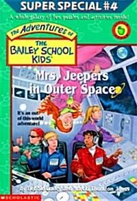 [중고] Mrs. Jeepers in Outer Space (Paperback)