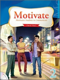Motivate 2 : Student Book + CD (Papaerback, Audio CD 포함)