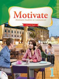 Motivate 1 : Student Book + CD (Papaerback, Audio CD 포함)