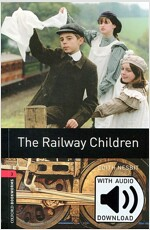 Oxford Bookworms Library: Level 3:: The Railway Children audio pack (Package)