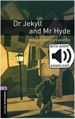 Oxford Bookworms Library: Level 4:: Dr Jekyll and Mr Hyde audio pack (Package)