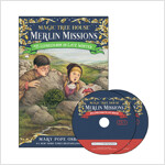 Merlin Mission #15 : Leprechaun in Late Winter (Paperback + CD