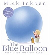 [중고] Kipper: The Blue Balloon (Paperback)