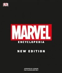 Marvel Encyclopedia, New Edition (Hardcover)