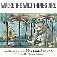 Where the Wild Things Are: In the Night Kitchen, Outside Over There, Nutshell Library, Sign on Rosies Door, Very Far Away (Audio CD)
