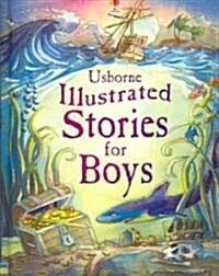 Illustrated Stories for Boys (Hardcover)