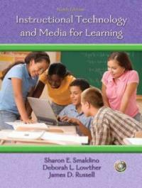 Instructional technology and media for learning 9th ed