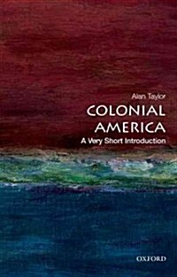 Colonial America: A Very Short Introduction (Paperback)
