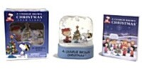 A Charlie Brown Christmas Snow Globe [With Booklet] (Other)
