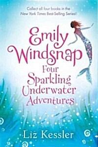 Emily Windsnap: Four Sparkling Underwater Adventures (Paperback)