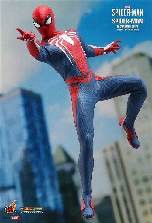 [Hot Toys] 스파이더맨 (Advanced Suit) VGM31 -1/6th scale Spider-Man (Advanced Suit) Collectible Figure