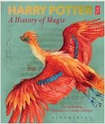 Harry Potter - A History of Magic : The Book of the Exhibition (Paperback)