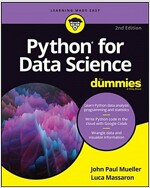 Python for Data Science for Dummies (Paperback, 2)