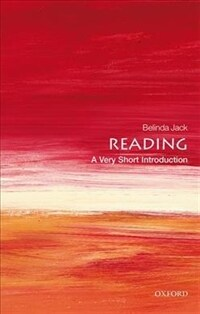 Reading: A Very Short Introduction (Paperback)