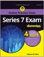 Series 7 Exam for Dummies with Online Practice Tests (Paperback, 4, With Online Pra)
