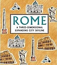 Rome: Panorama Pops (Hardcover)