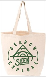 Search, Seek, Explore Tote (Other)