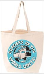 Readers of the World, Unite! Tote (Other)
