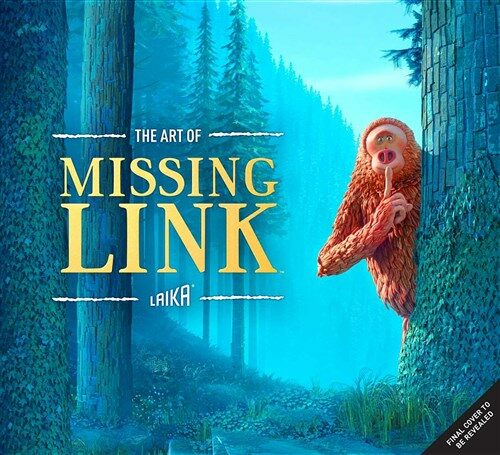 The Art of Missing Link (Hardcover)