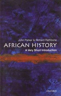 African History: A Very Short Introduction (Paperback)