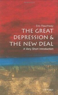 The Great Depression and the New Deal: A Very Short Introduction (Paperback)