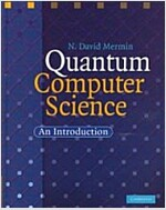 Quantum Computer Science : An Introduction (Hardcover)