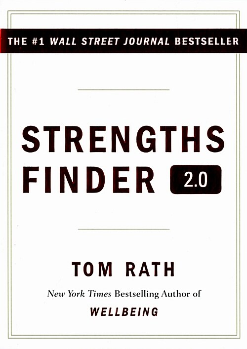 Strengthsfinder 2.0 (Hardcover)