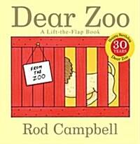 Dear Zoo: A Lift-The-Flap Book (Board Books, 30, Anniversary)