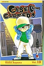 Case Closed, Vol. 19 (Paperback)