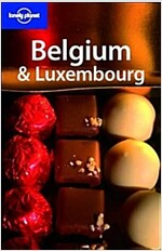 Lonely Planet Belgium & Luxembourg (Paperback, 3rd)