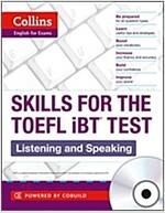 TOEFL Listening and Speaking Skills : TOEFL Ibt 100+ (B1+) (Paperback)
