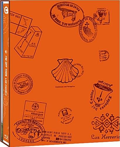 [블루레이] 나의 산티아고 : B타입 500장 한정판