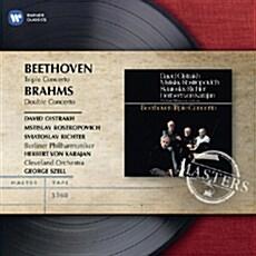 [수입] 베토벤 : 삼중 협주곡 & 브람스 : 이중 협주곡