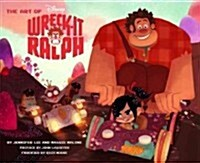 [중고] The Art of Wreck-It Ralph (Hardcover)