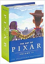 The Art of Pixar, Volume II: 100 Collectible Postcards (Novelty)
