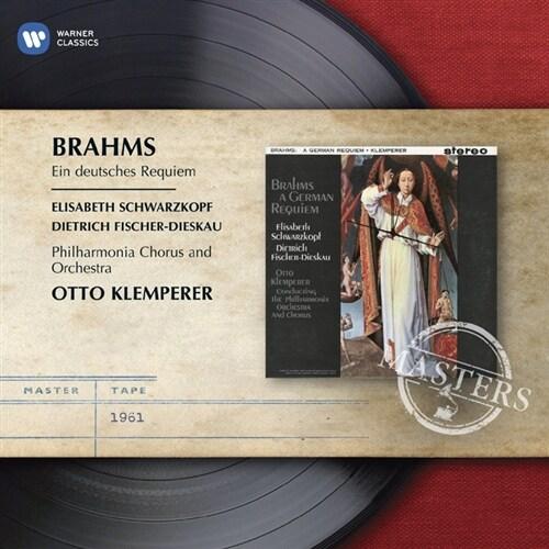 [수입] 브람스 : 독일 레퀴엠