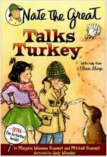 Nate the Great Talks Turkey (Paperback)